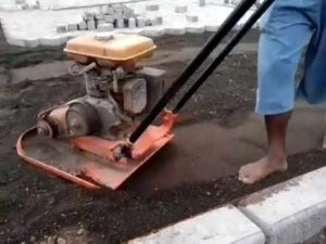 Stamper Pengeras Tanah